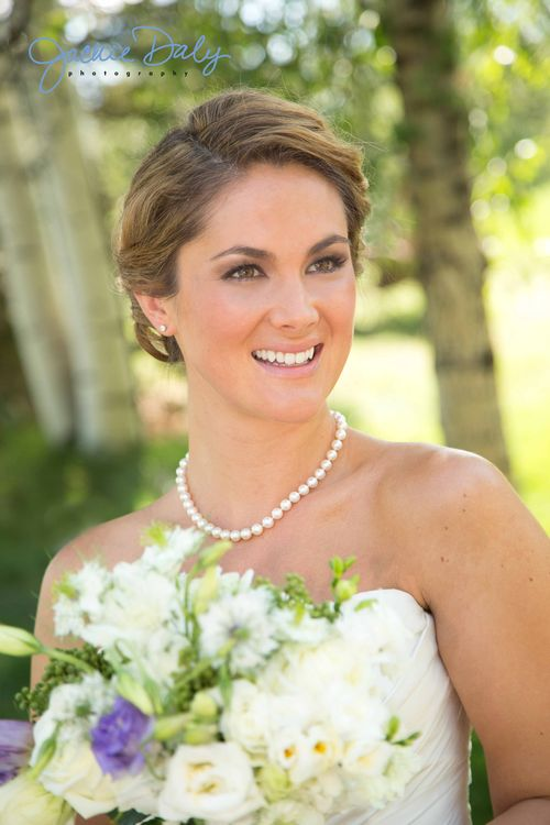 Aspen wedding photography snowmass club beautiful and youthful bride